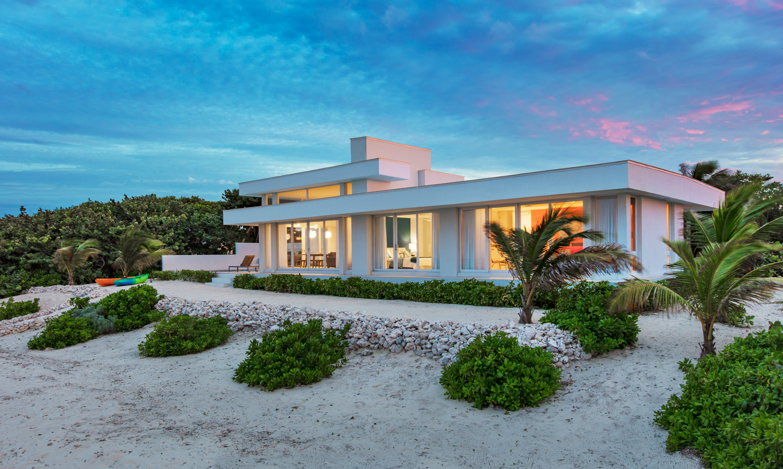 Cayman Islands Beach House Charles R Stinson